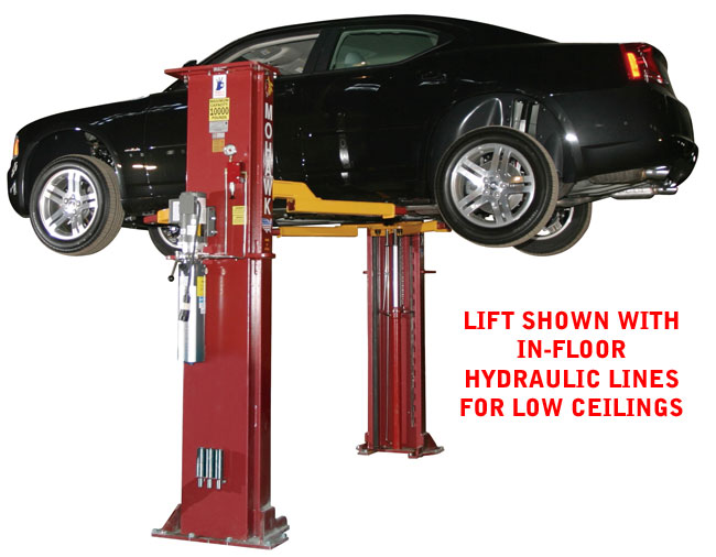 Mohawk Lifts System I - Buy 2 post home automotive lifts, two post ...