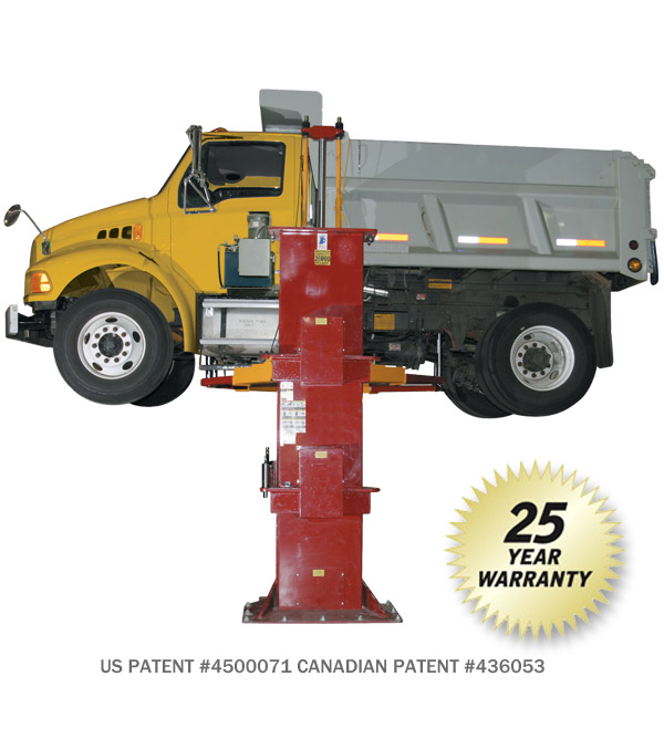 Mohawk Lifts tp-26 & 30- Two Post home auto lifts and mobile column hoists | Mohawk Lifts