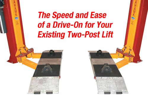 Automotive Lift Accessories : Mohawk lifts speedlane adapter specialty lift accessories
