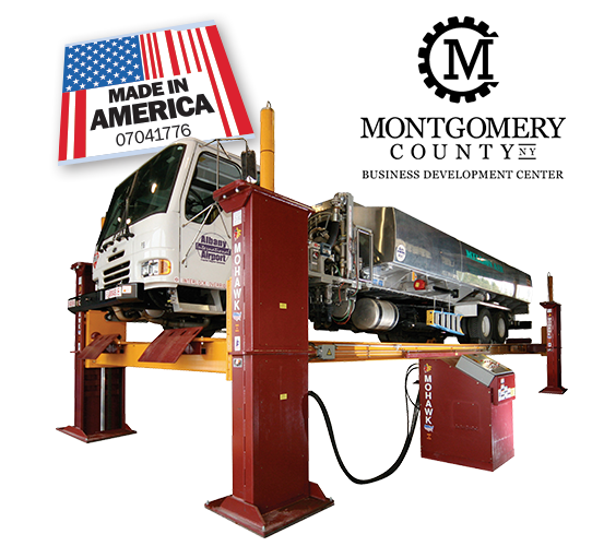 4 Post Auto Lifts Made in the USA