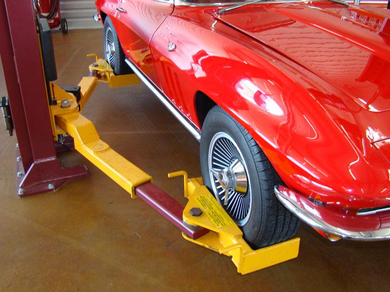 Ball Bearings Car >> Car Storage & Vehicle Service Lifts | Mohawk Lifts