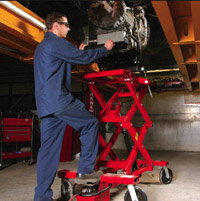 2,000lb Capacity Lifting Jack