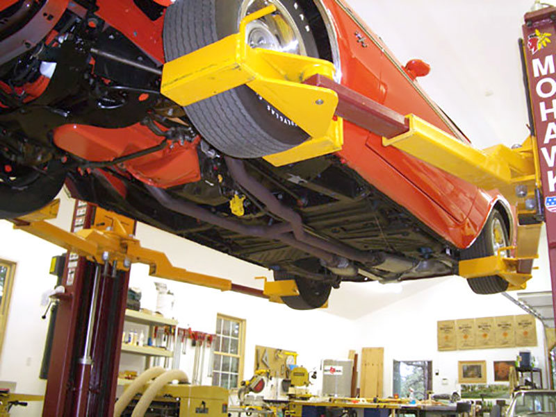 Car Storage Amp Vehicle Service Lifts Mohawk Lifts