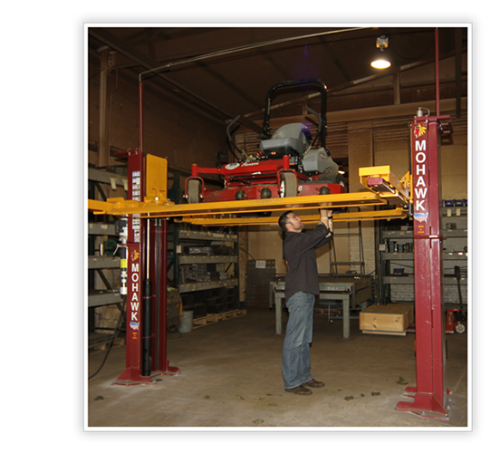 Mohawk Lifts Four Post Lifts Scissor Lifts In Ground