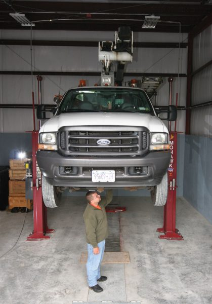 Two Post Automotive Lifts